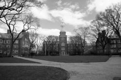 Ellen Fisch Posts New Photographs of Brooklyn College