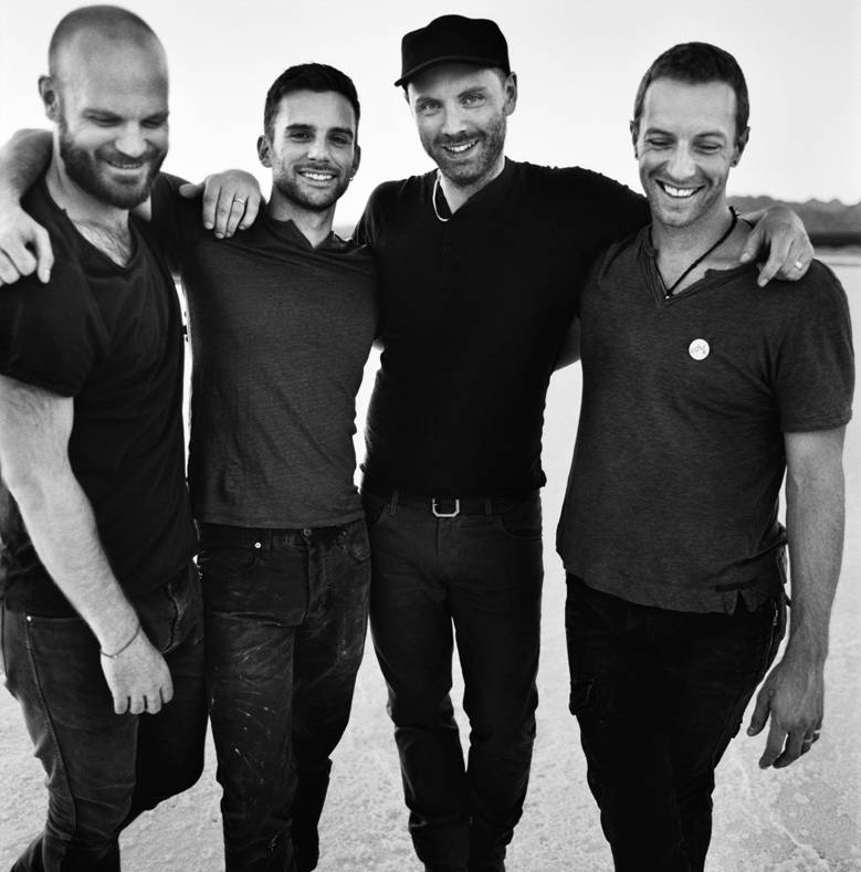 Citi to Present Special COLDPLAY Performance  at NY's Beacon Theatre