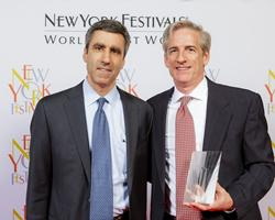 New York Festivals International Television & Film Awards 2014 Winners Announced at NAB