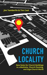 Rainer Publishing Releases Jim Tomberlin and Tim Cool's New Book: Church Locality