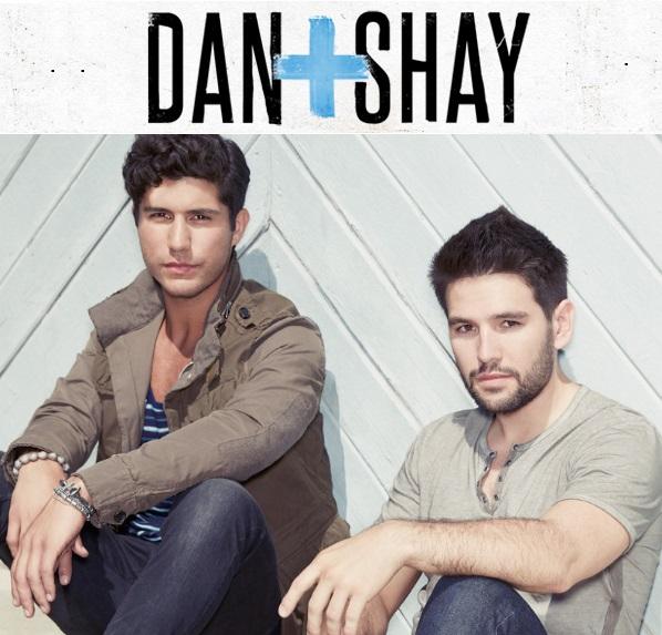 Country Duo Dan + Shay Debut at No. 1 on Billboard Country Albums Chart