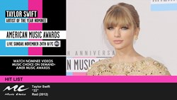 dick clark productions Partners With Music Choice for 2013 AMERICAN MUSIC AWARDS