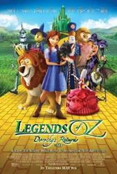 LEGENDS OF OZ: DOROTHY'S RETURN Movie Trailer on Androidtv.com
