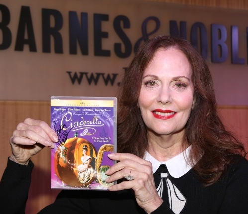 Photo Coverage Lesley Ann Warren Signs Cinderella Dvds At