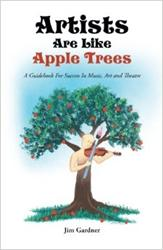 Jim Gardner Releases ARTISTS ARE LIKE APPLE TREES