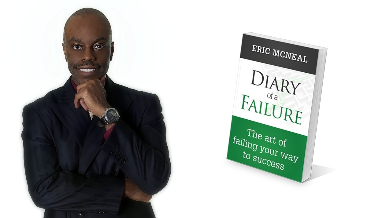 Eric McNeal Launches Book to Help Teens and Young Adults Overcome Failure