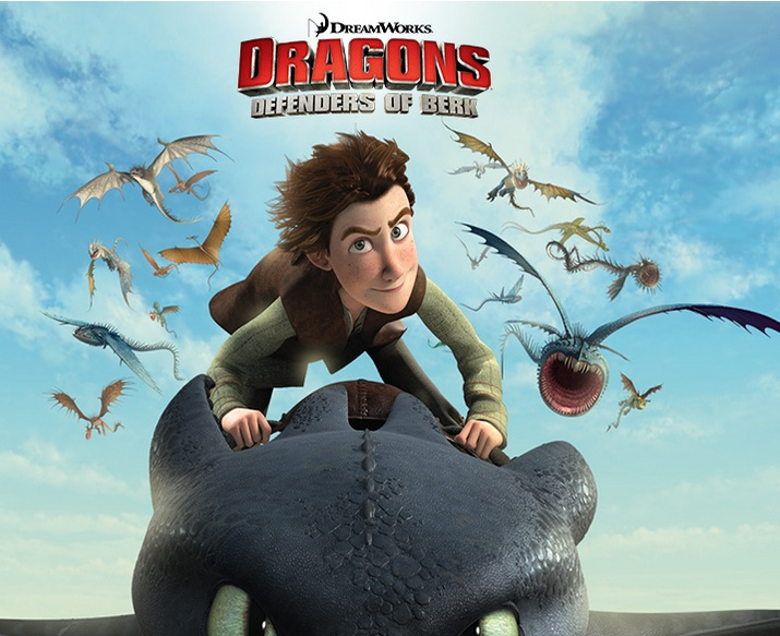 New Seasons of DreamWorks DRAGONS to Take Flight on Netflix In 2015
