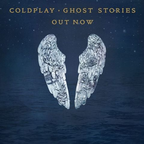 COLDPLAY's 'Ghost Stories' Released Today