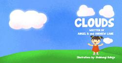 12 Year Old Canadian Author, Angel Berry, Releases CLOUDS