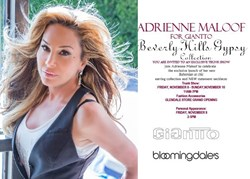 Adrienne Maloof Previews Her Jewelry Line at Bloomingdale's Glendale