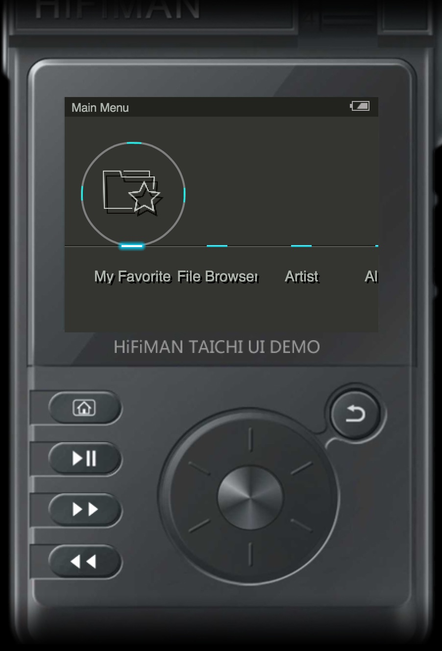 HiFiMAN Launches High Def HM-901 Reference Music Player