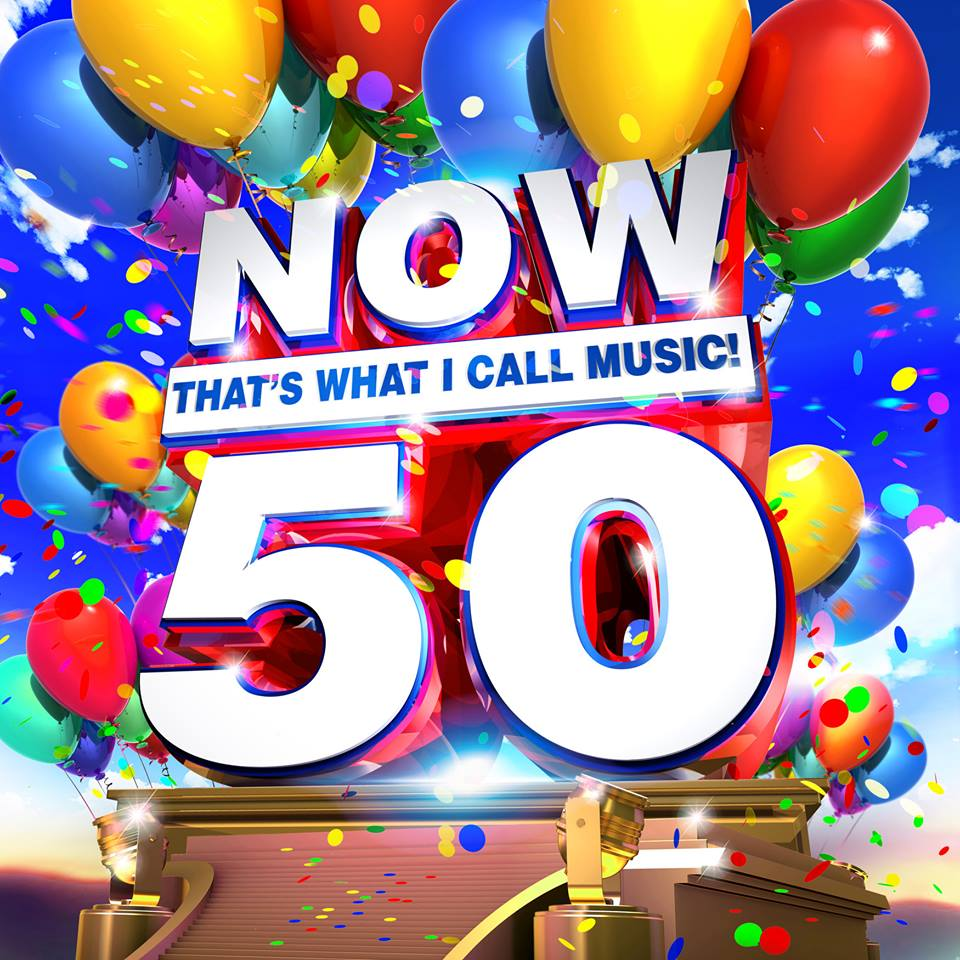 NOW That's What I Call Music! Vol. 50 Debuts at No. 1 on Billboard 200 Albums Chart
