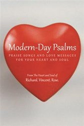 Richard Vincent Rose Releases 'Modern-day Psalms'