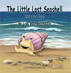 THE LITTLE LOST SEASHELL is Now Available
