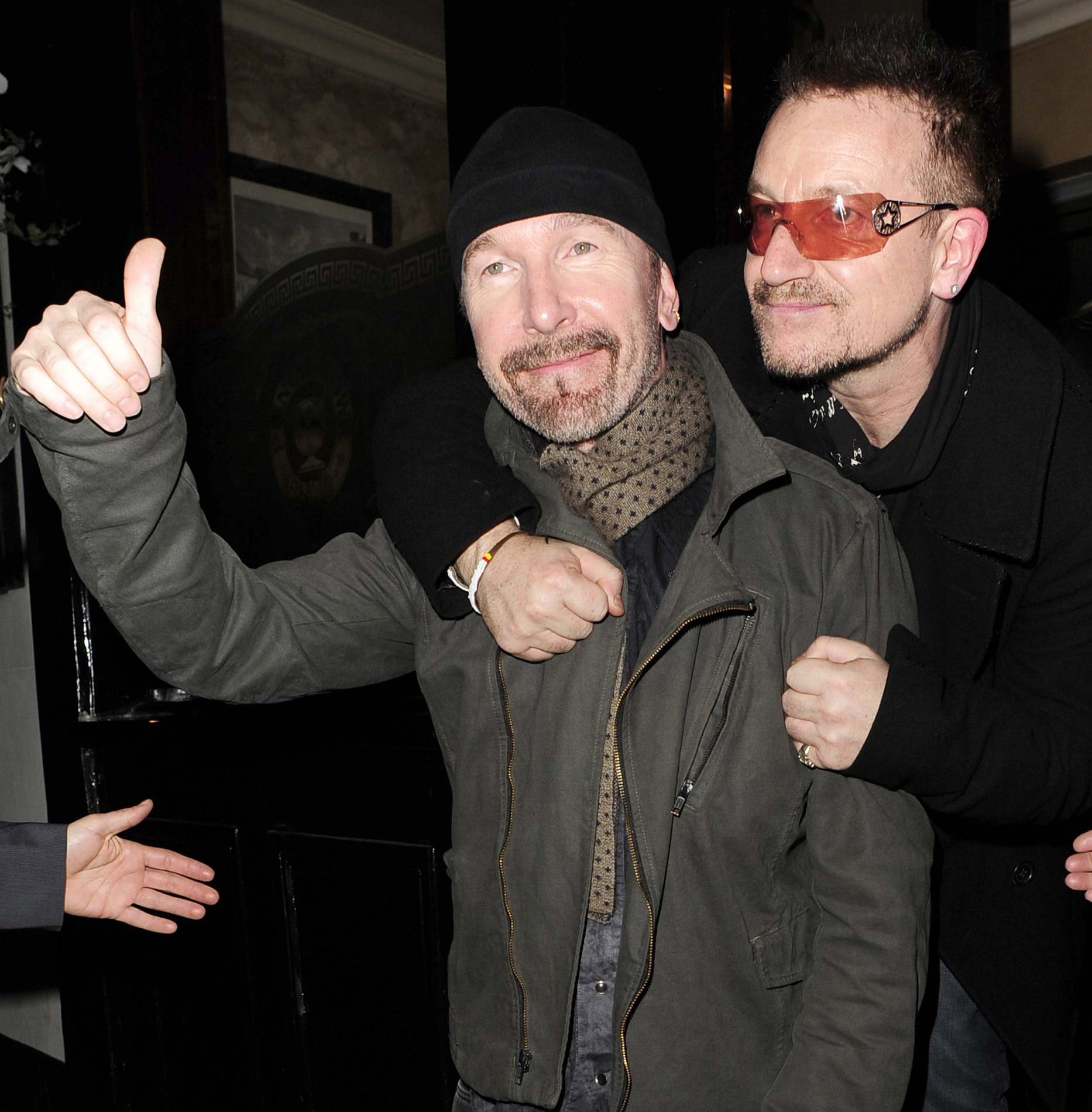 The Edge and Bono Join Board of Fender Musical Instruments Corporation