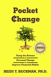 Pocket Change by Dr. Heidi Beckman Named as 2014 Adult Book of the Year