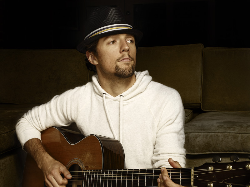 Jason Mraz Announces New Dates for 'YES!' Tour