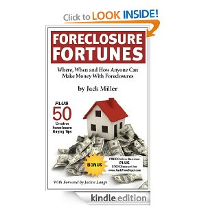 'Foreclosure Fortunes' by Jack Miller is Released