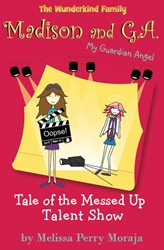 Melissa Productions Releases Fourth Book in Wunderkind Series