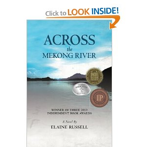'Across the Mekong River' Wins Four Independent Book Awards