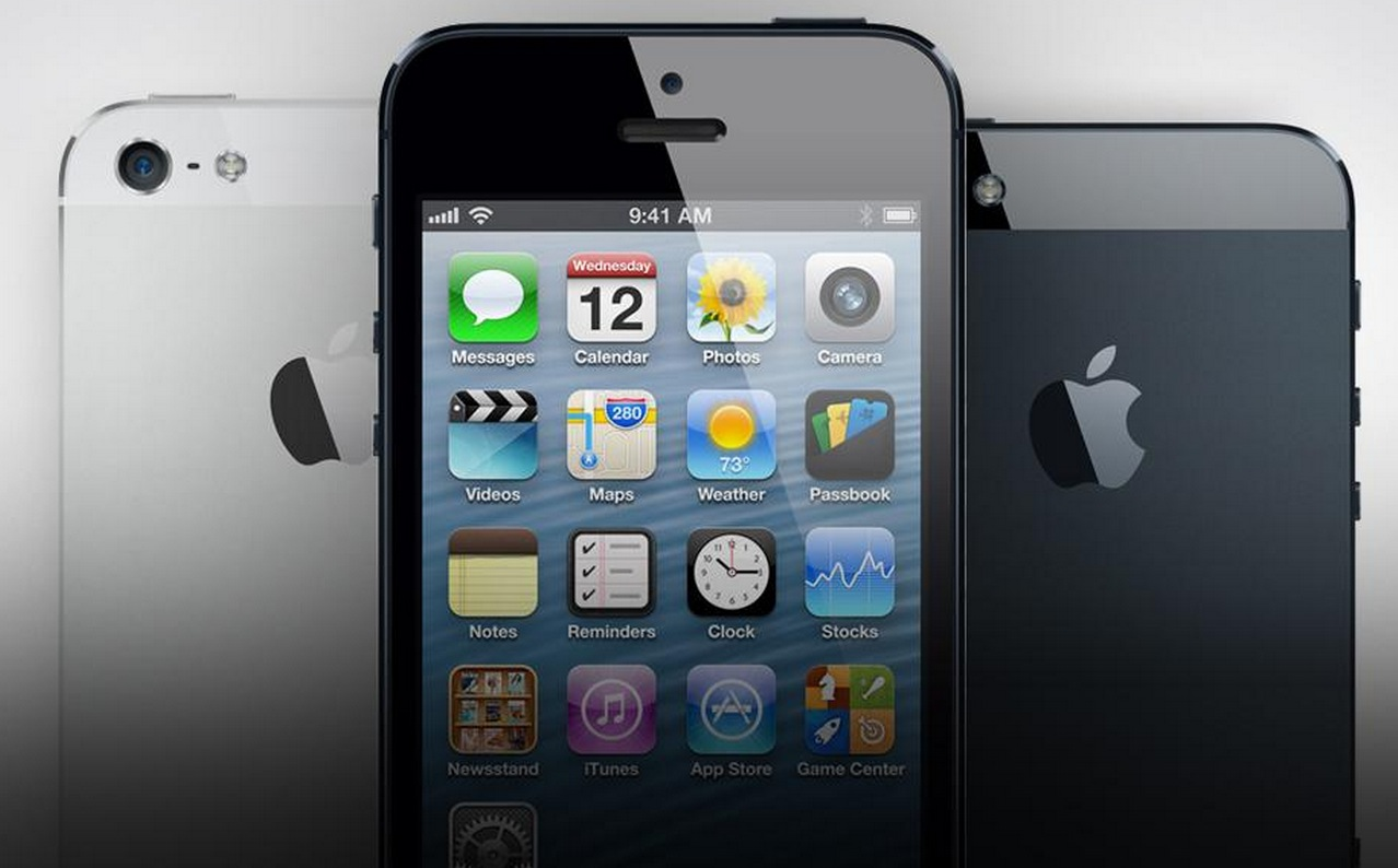 Report: They're #1! Apple Becomes Largest Mobile Phone Vendor in United States in Q4 2012