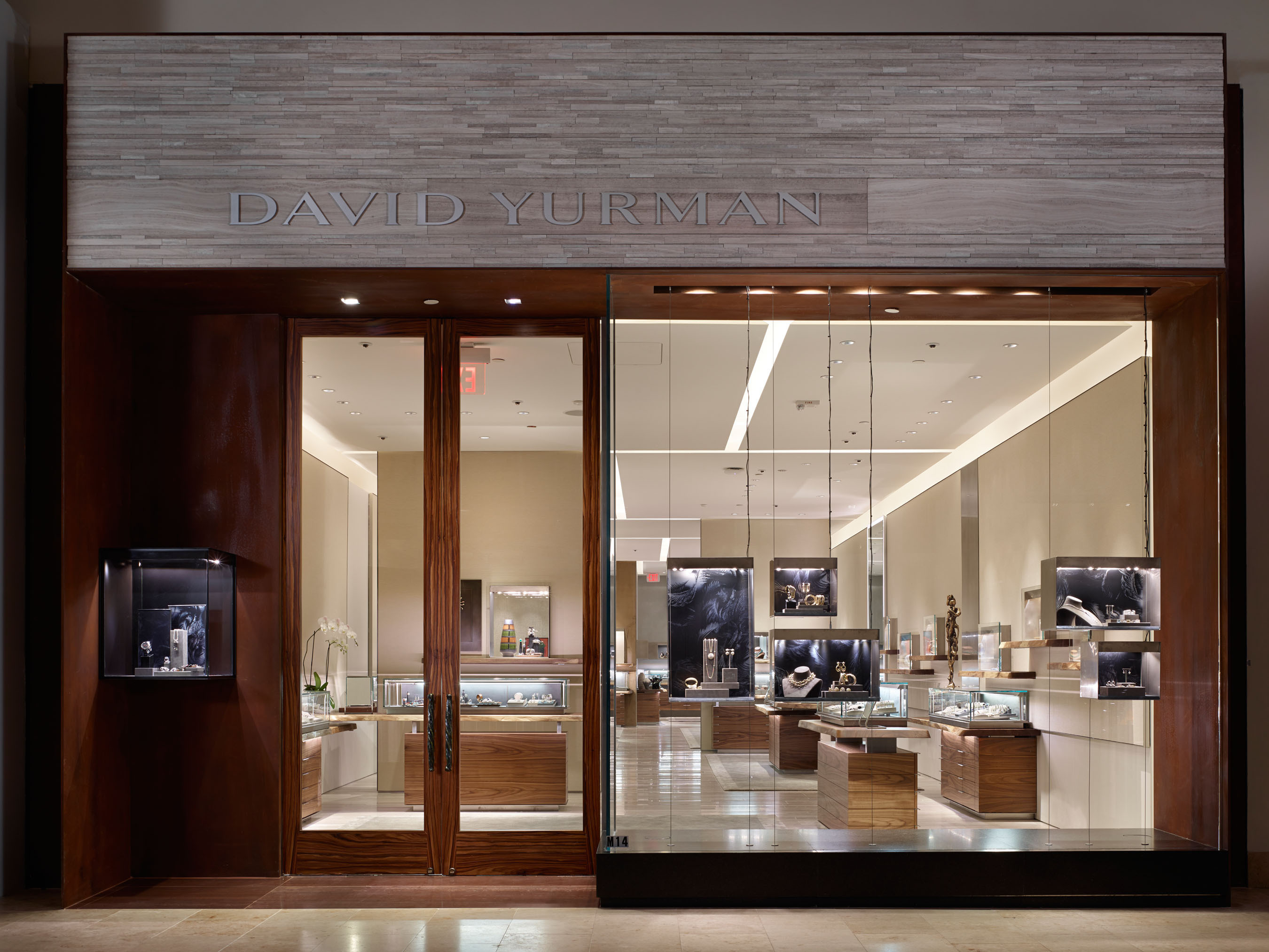 David Yurman Opens Boutique in Charlotte