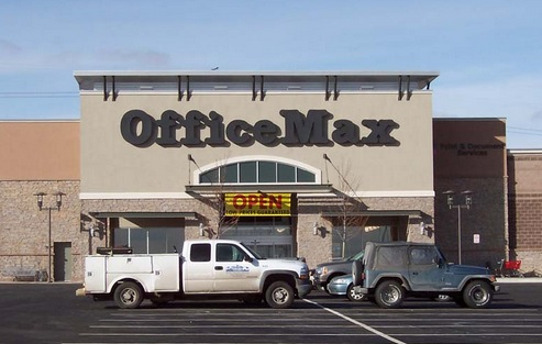 OfficeMax Teams Up with Go Daddy to Provide Website Service Bundles for Small Business Customers