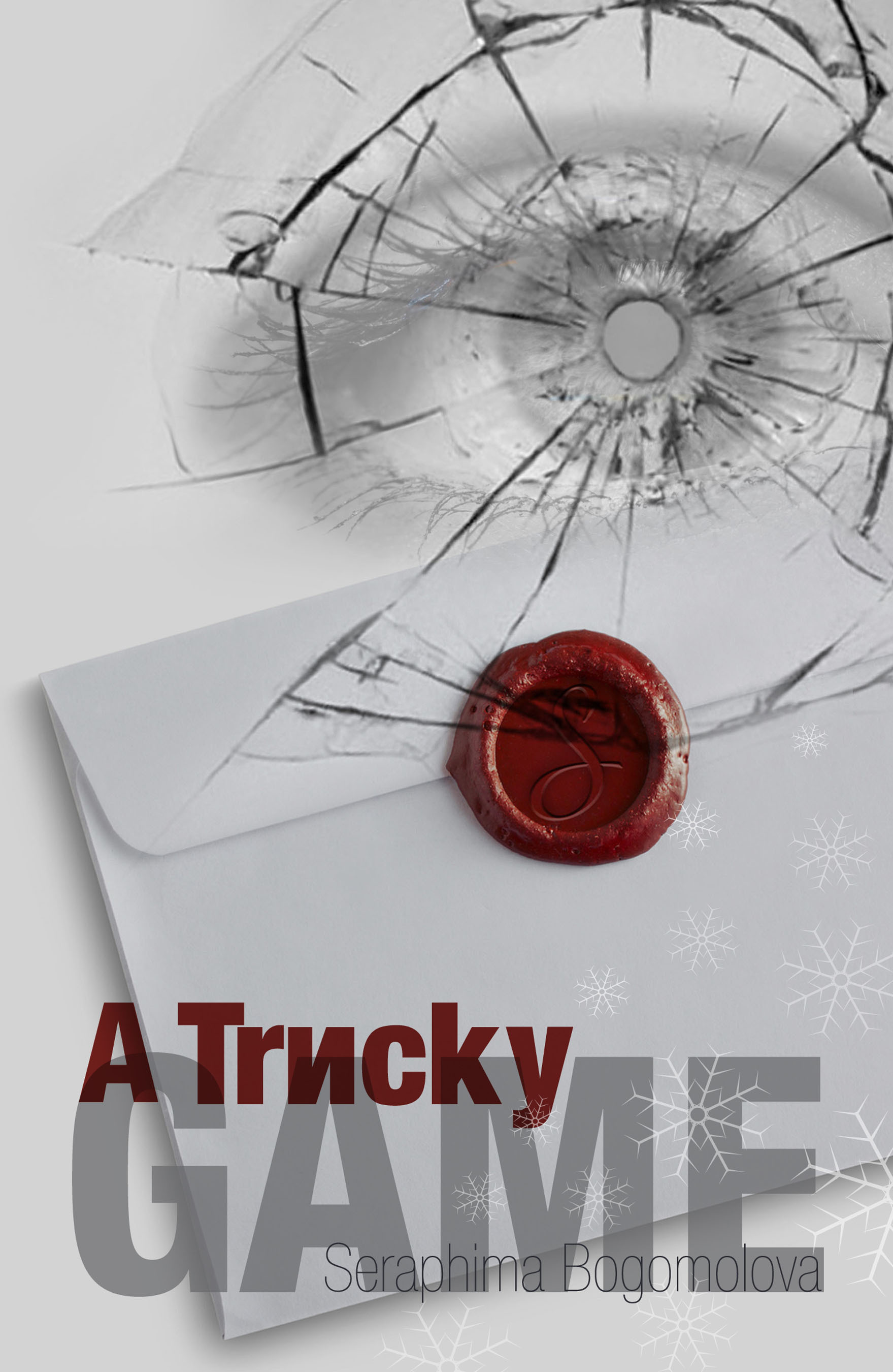 Seraphima Bogomolova Releases New Psychological Thriller, A TRICKY GAME