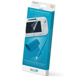 Weird: Nintendo Introducing Fountain Pen & Screen Jacket for Wii U Gamepad