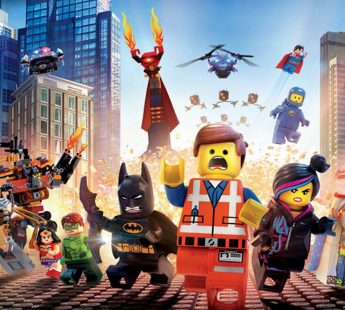 THE LEGO MOVIE Tops Rentrak's Ten Digital Movie Purchases & Rentals for Week Ending 6/1