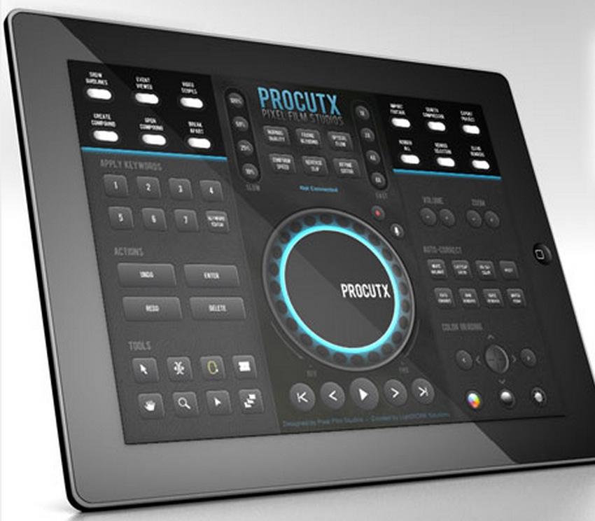Pixel Film Studios Announces 1.1 Update for Final Cut Pro X iPad App ProCutX