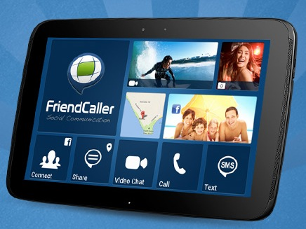 FriendCaller HD Video Chat Now Available for Android Tablets and the iPad