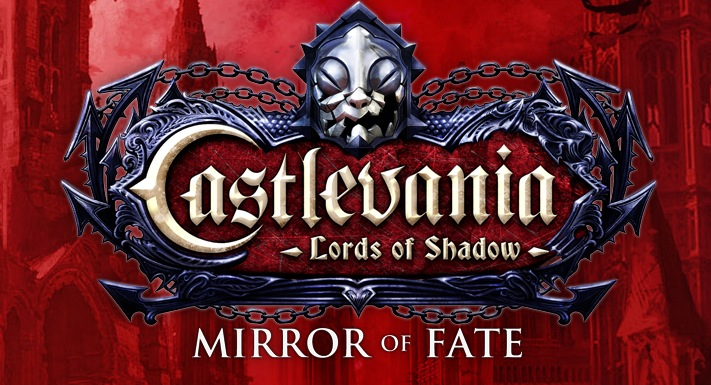 Nintendo and Konami Join Forces to Launch Castlevania: Lords of Shadow-Mirror of Fate Across Europe Nintendo 3DS Exclusive