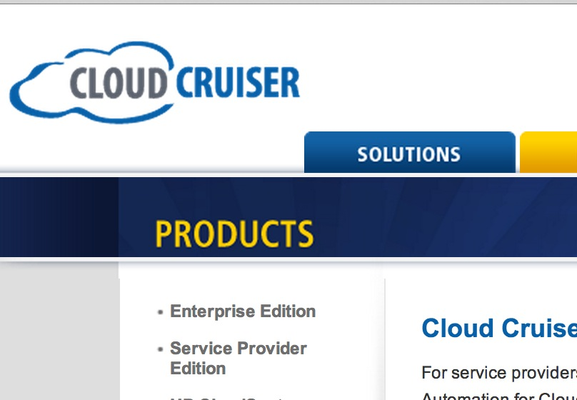 Cloud Cruiser Launches 2.1 Enterprise Edition for Public, Private & Hybrid Clouds