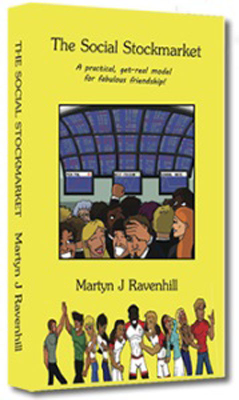 The Social Stockmarket by Martyn Ravenhill is Released