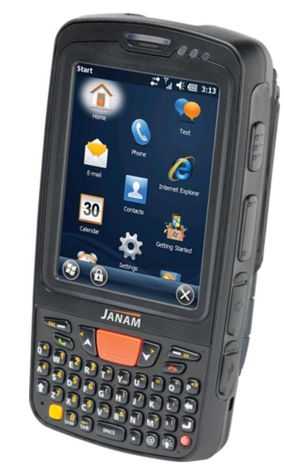 Janam Announces 3G/4G Cellular Rugged Mobile Computer