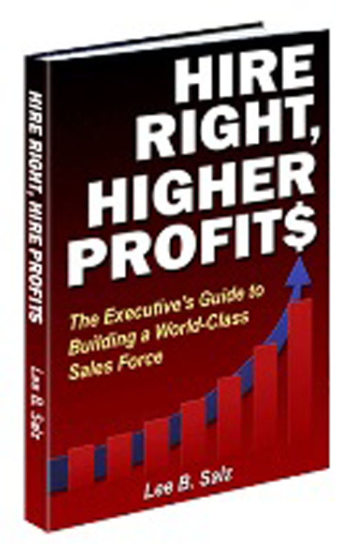 HIRE RIGHT, HIGHER PROFITS is Released