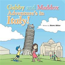 Steve Altier Releases Children's Book on Fun Facts About Italy