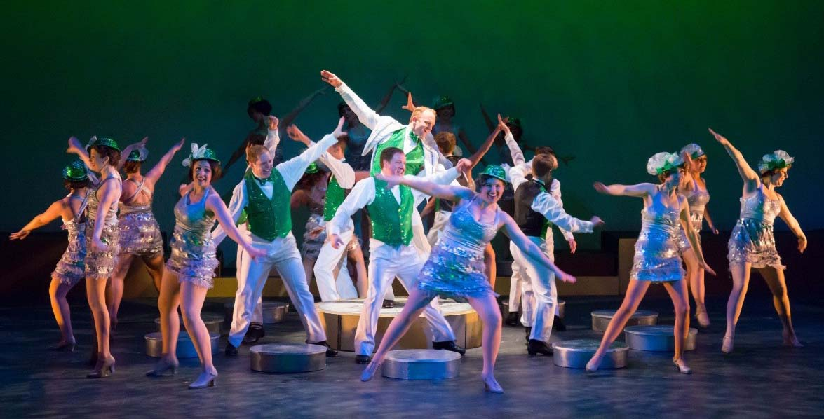 BWW Reviews: 42ND STREET at Lakewood Cultural Center