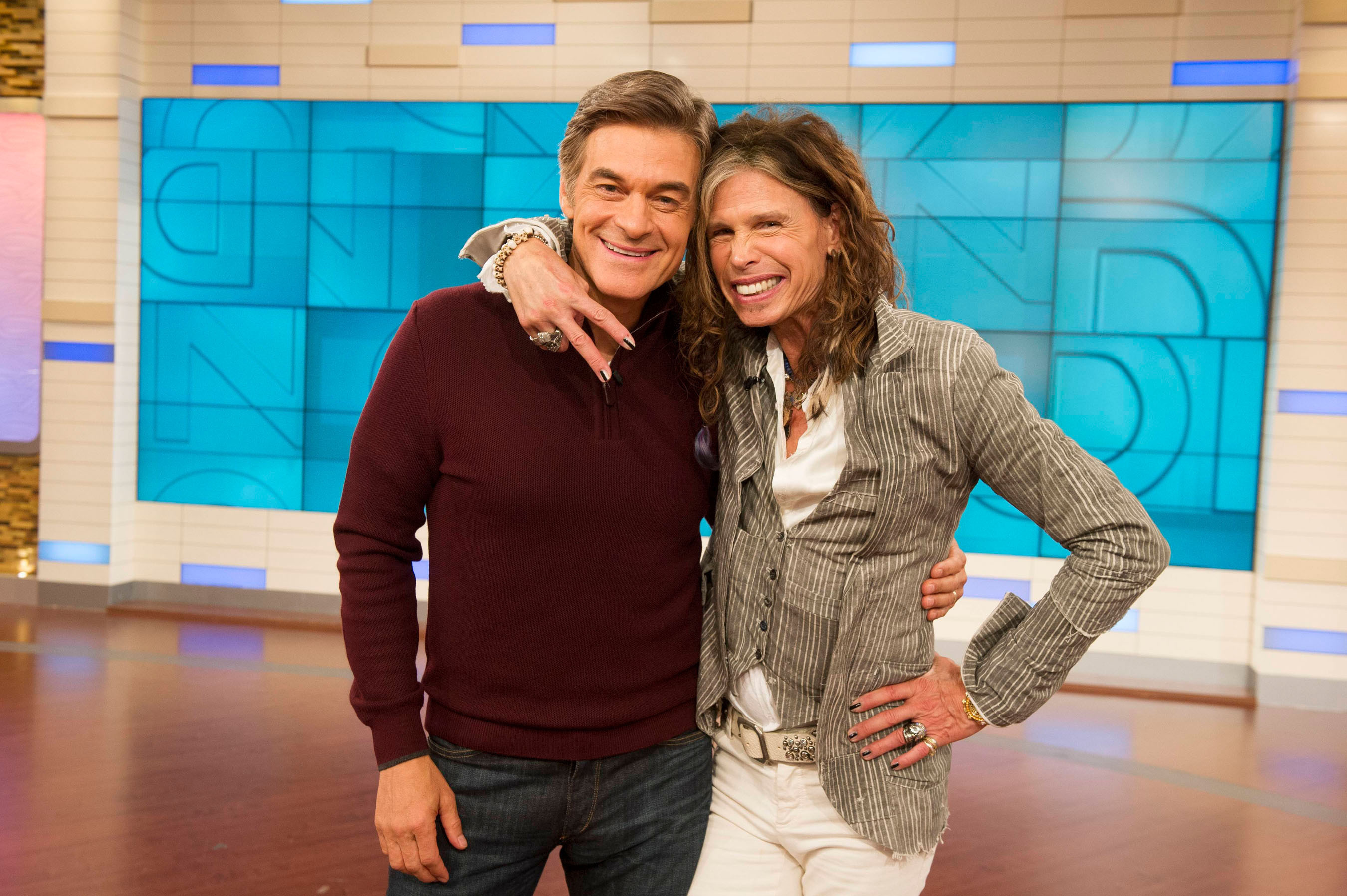 Steven Tyler Among Guests Set for Fifth Season of THE DR. OZ SHOW, Premiering 9/9