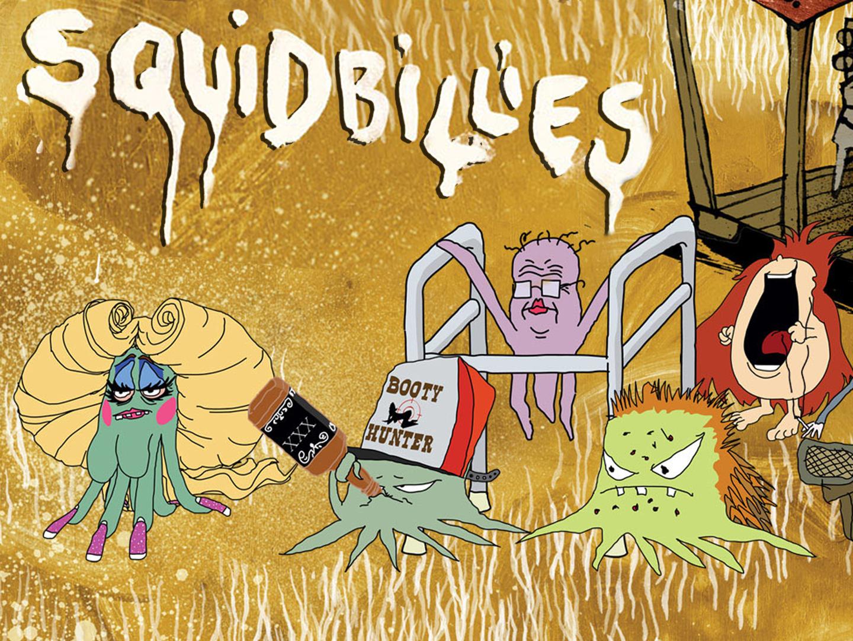 aqual tv squidbillies to return to adult swim this august