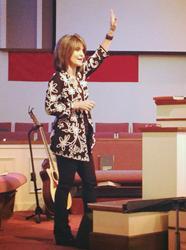 Carla McDougal to Speak at Women's Retreat Calvary, 8/15