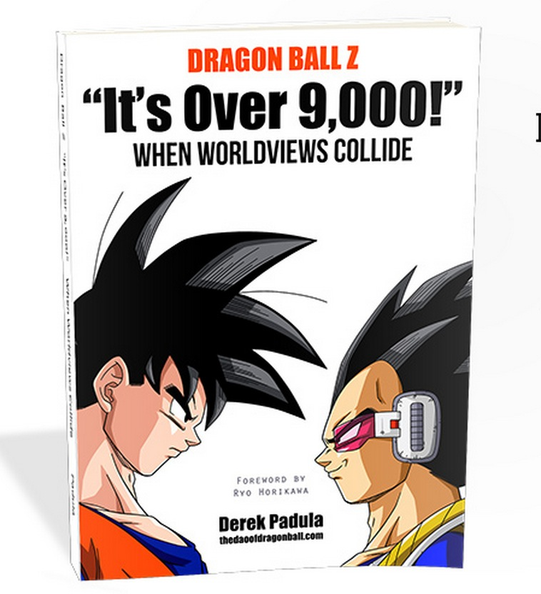 New Dragon Ball Z Book Goes Over 9,000 in Spanish