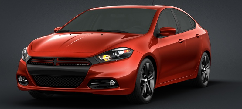 Dodge Brand Introduces 'New Rules' for Buying a Car with Innovative Online Dodge Dart Gift Registry