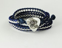 Guitar Pick Bracelet Featured in Selena Gomez Gift Bag