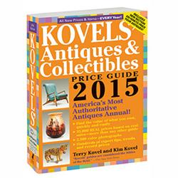 2015 Edition of Kovels' Antiques & Collectibles Price Guide is Released
