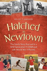 Author Shares Humor, History, and Politics in HATCHED IN NEWTOWN