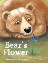 BEAR'S FLOWER by Kerry McGill is Released