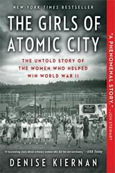 THE GIRLS OF ATOMIC CITY Lands on Best Seller Lists