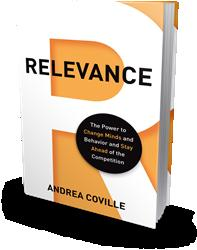 Bibliomotion Releases Andrea Coville's 'Relevance'